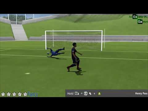 FIFA 14 All 55 Skills Tutorial | HD 1080p