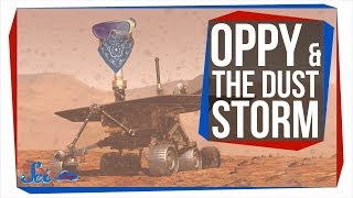 Will the Opportunity Rover Survive This Dust Storm?