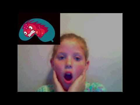 My cousin's reaction to HTF (Happy Tree Friends)