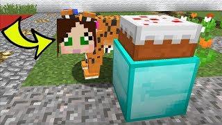 Minecraft: TIGERS HIDE AND SEEK!! - Morph Hide And Seek - Modded Mini-Game