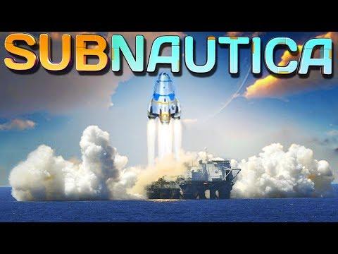 ПОЕХАЛИ! ► Subnautica |16| Прохождение Финал