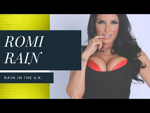 Buxom brunette Romi Rain giving head for cumshot on face and tits № 356182 без смс