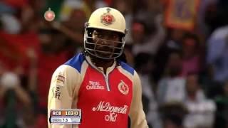 17 Sixes 2013 IPL CHRIS GAYL