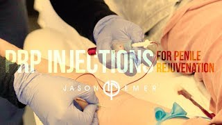 Platelet-Rich Plasma (PRP) for Penile Rejuvenation | Male Sexual Enhancement | Dr. Jason Emer