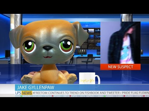 LITTLEST PET SHOP NEWS: NEW SUSPECT IN TOM DAWSON'S KIDNAPPING - BREAKING NEWS UPDATE #3
