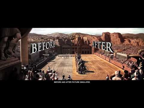 BEN-HUR 50th ANNIVERSARY ULTIMATE COLLECTOR'S EDITION Blu-ray trailer