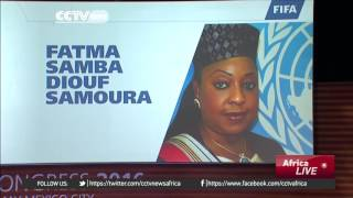 66TH FIFA Congress: Senegalese appointed as Fifa's first female Secretary General