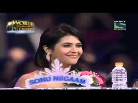 Kapil Sharma and Ali I Femina Miss India 2012