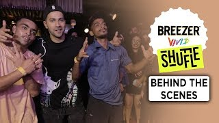 Breezer Vivid Shuffle Party Behind the Scenes | Season 3 | Varun Dhawan