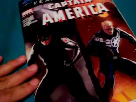 Reseña - Fear Itself - Capitan America