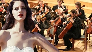 Lana Del Rey - Video Games Symphonic Orchestra Cover