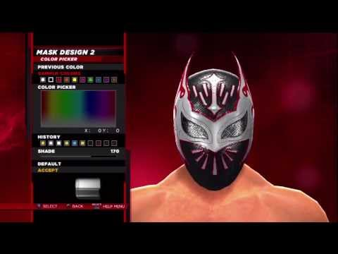 WWE 2K14 Superstar Wwe 2k14 Sin Cara