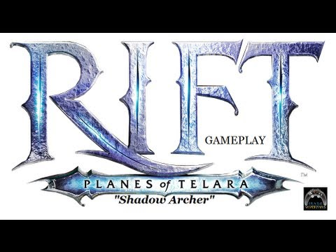 RIFT Online Shadow Archer GAMEPLAY