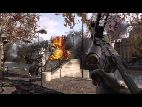 MW3 Redemption Trailer