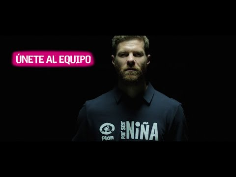 Plan International - Entra en el equipo de Xabi Alonso thumbnail