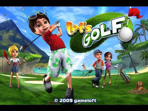 App Reviews #63 - Let's Golf, Shadowland, Targettap, Chess, etc.