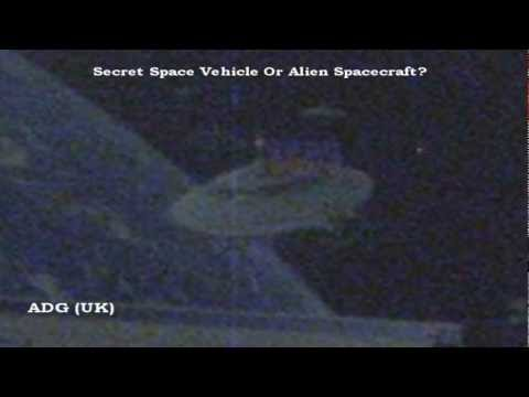 NASA: UFO Seen On Astronauts Laptop? 2012