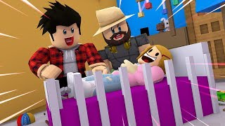 Baby Alive Plays Roblox Adopt A Baby! Let's Play Roblox!