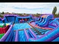 Airquees Inflatable Theme Park