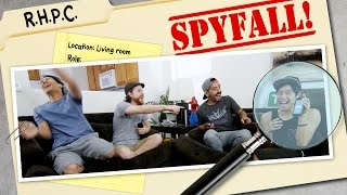 Playing Spyfall!