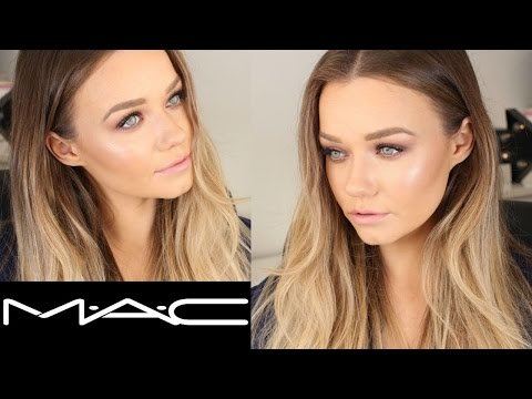 Talk Through MAC Cosmetics Makeup Tutorial | Burgundy x 9 Eyeshadow Palette |  Beauty.Life.Michelle