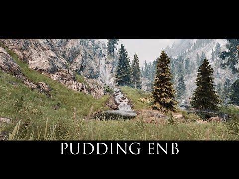 TES V - Skyrim Mods: Pudding ENB