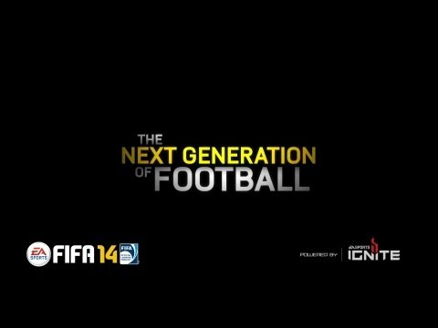 EA Show Off Brand New FIFA 14 in E3 Trailer…(Video)