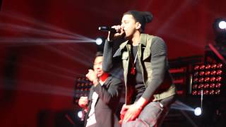 J. Cole & Miguel @ Barclays - Power Trip