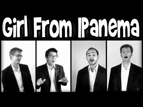 The Girl From Ipanema - A Cappella multitrack cover