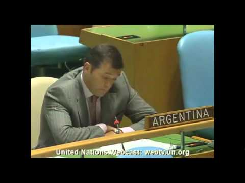 General Assembly: 124th plenary meeting (Syria), Part 2 - August 3, 2012