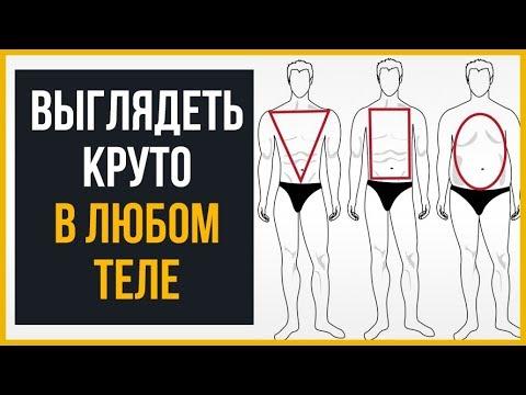 Как Одеваться для Своего Телосложения