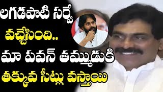 Lagadapati Rajagopal Says Pawan Kalyan Will Get Fewer Seats In AP Elections | Top Telugu Media