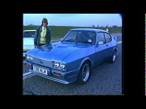 Top Gear goodbye Ford Capri