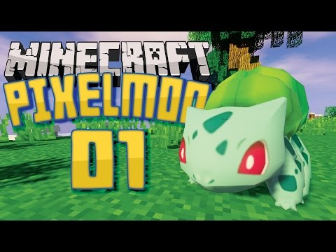 A FRESH START!   Minecraft: Pixelmon Public Server   Episode 1
