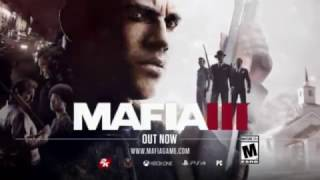Mafia III Revenge: Official Launch Trailer Out Now 15 US TV Commercial