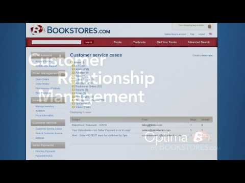 Optima bookseller software demo by Bookstores.com Video