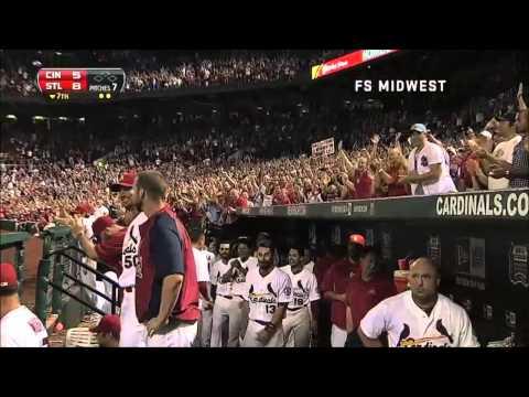The 2013 St. Louis Cardinals