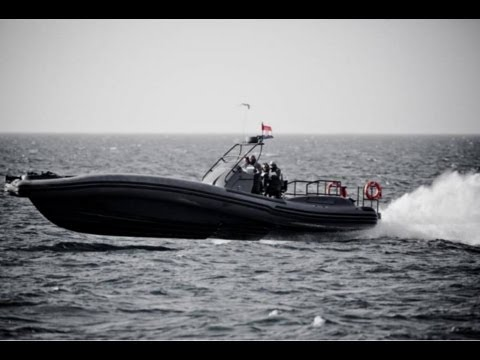 M-46 High speed interceptor - Super fast motor boat for special operations