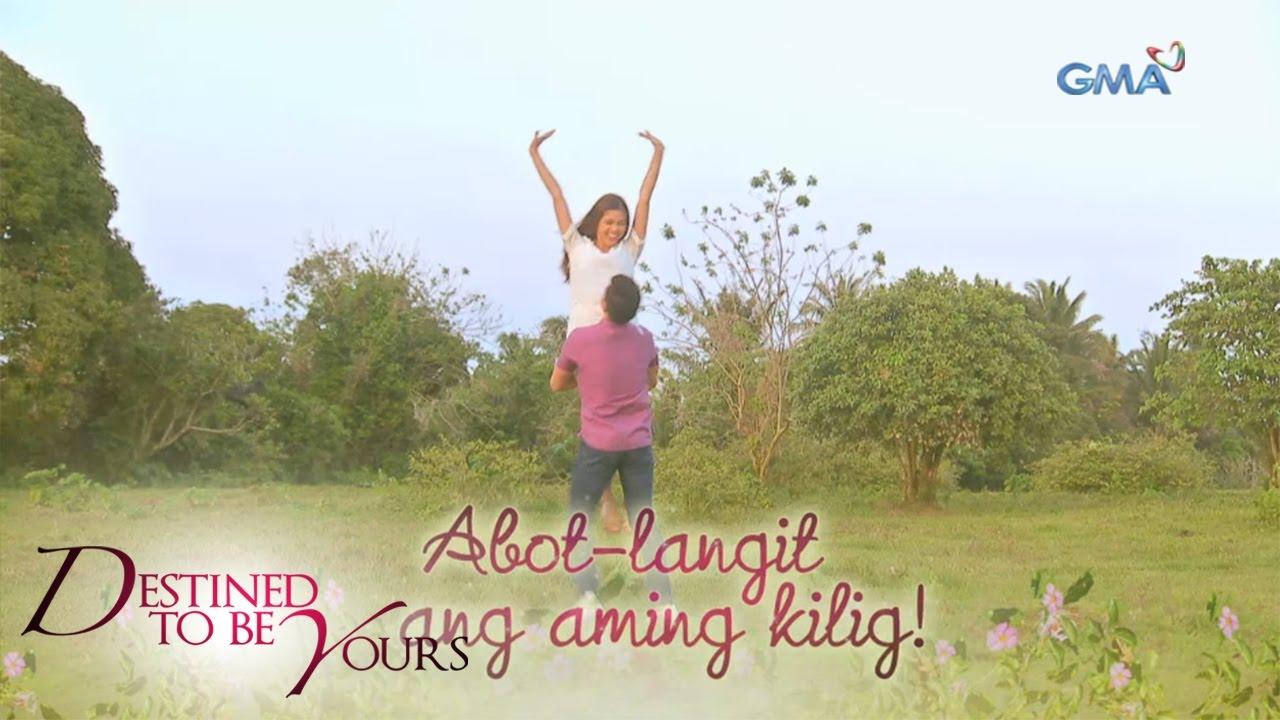 Destined To Be Yours: Maraming salamat, Ka-Tadhoneys!