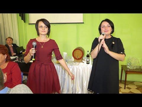 Музичне привітання від тіток нареченого.  Весілля Владислава & Інни. 1 жовтня 2017р.