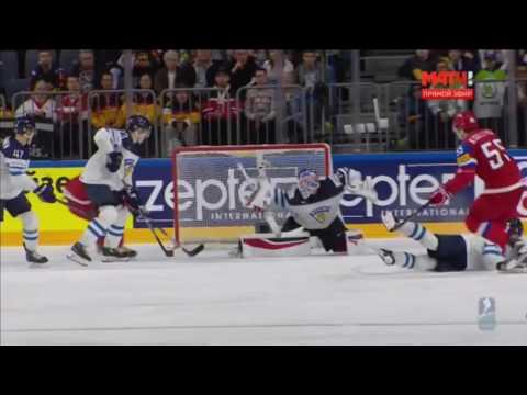 Интервью Артемия Панарина после победы за бронзу Россия-Финляндия 5-3 ЧМ-2017 по хоккею 21 мая