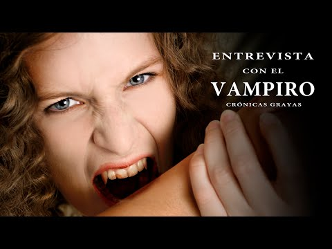 thesis statement interview of a vampire Free interview papers, essays the trickster in anne rice's interview with the vampire - the trickster in anne rice's interview with the vampire.