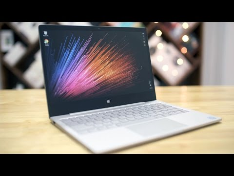 Mi Notebook Air 12.5 - Unboxing & Hands On