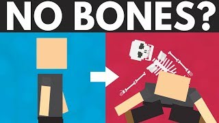 What If You Didn't Have Bones? by : Life Noggin