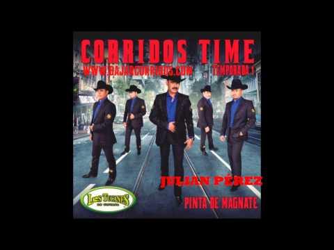 Intro-julian Pérez- Los Tucanes De Tijuana- Corridos Time 2014 video