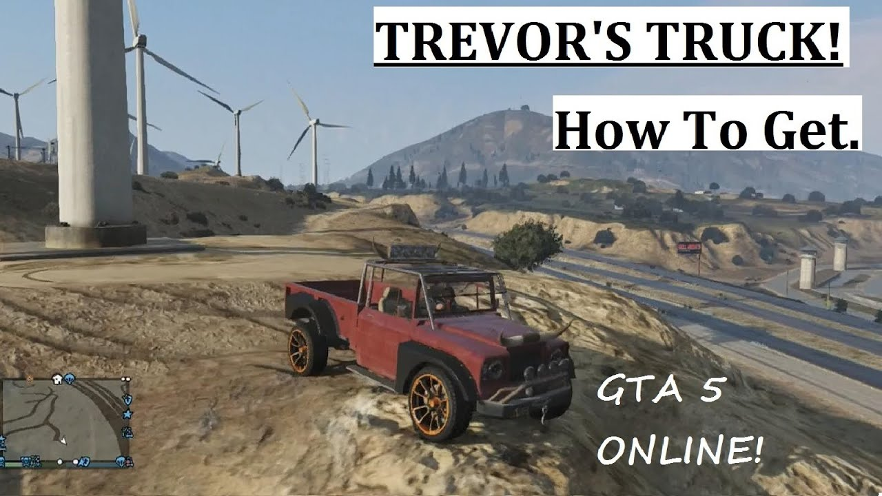 how to get trevor in gta 5 with a cheat