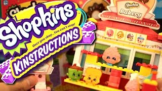 Shopkins Kinstructions | What