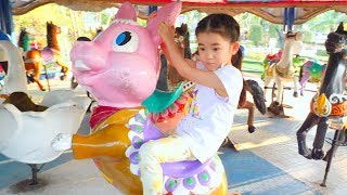 Outdoor play family fun for kids - nursery rhymes song for baby - Video for kids