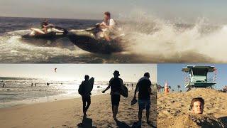 JETSKI + KRASSER BEACH! | Dner in Kalifornien #10