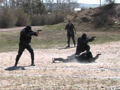 Казахстанский спецназ.АРЛАН